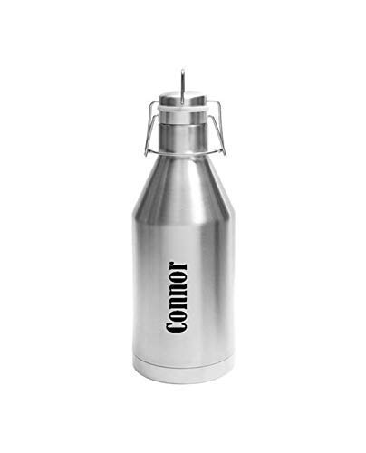 Growler 64 ounce made of Stainless Steel an Top Lid Special price for a limited time Max 72% OFF Swing a with