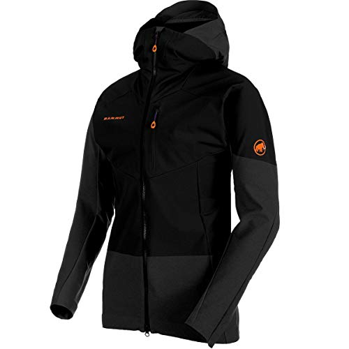 Mammut Eiger Extreme Eisfeld Light SO Hoody Jacket Men - Softshelljacke