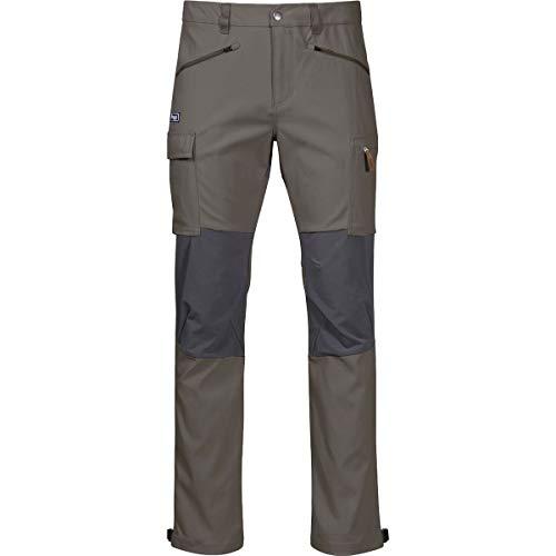 Bergans Herren Nordmarka Hybrid Hose, Green mud-Dark Grey, XL