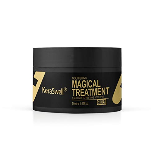 50ml Deep Repairing Hair Mask, Improved Frizz Damaged Bake Ointment Nutritional Suppleness Radiant Conditioner