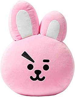BTS Plush Doll,Stuffed Animals,Cute Cartoon Doll Fluffy Throw Pillow, Entertainer Goods,Cushion,Chair Sofa Home Decor Cute...