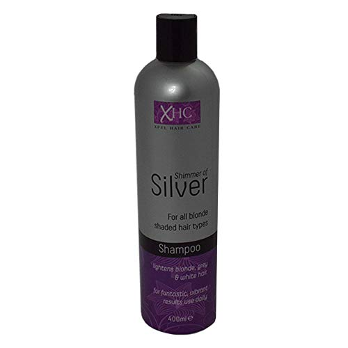 Xhc - Xpel hair care shimmer of silver shampoo 400ml by