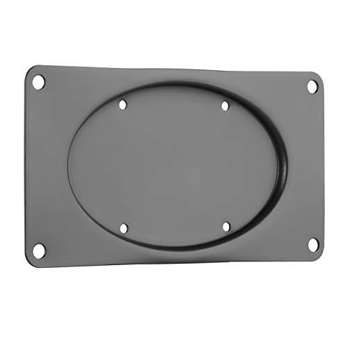 RICOO F0521, VESA Adapter, Erweiterung 75x75 auf 200x100, 23-42 Zoll (58-107cm) Bildschirm, Wand-Halterung Tisch-Halterung Stand-Fuß Adapter-Platte