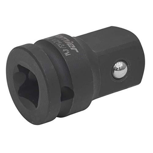 Sealey AK5402 - Llave de vaso de cabeza cuadrada (tamaño: 1/2-3/4pulgadas)