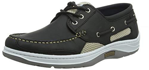 Quayside Unisex-Erwachsene Sydney Bootschuhe, Grau (Grey 001), 44 EU