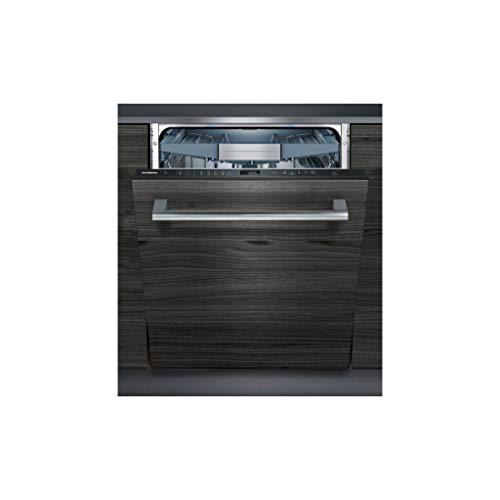 Siemens IQ500sn658x vollständig integriertes 03TE 14places A + + + Spülmaschine–Geschirrspülmaschinen (komplett integriert, Full Size (60cm), schwarz, Tasten, 1,75m, 1,65m)