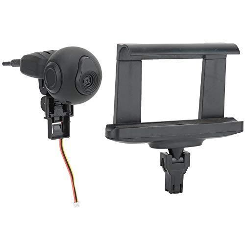 Dilwe FY004 1/16 - Cámara WiFi RC con soporte de teléfono compatible con juguete de RC camión de 1/16 a 6 ruedas motrices, color negro