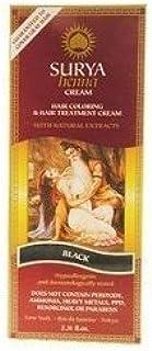 Surya Henna Black Cream 2.31 Oz. 4 Pack