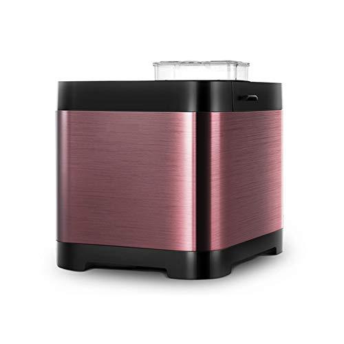 NECZXW1 Panificadora portátil, panificadora con 18 programas, panificadora con dispensador de Frutos Secos y cubeta para Pan Antiadherente, para la elaboración Diaria de Pan