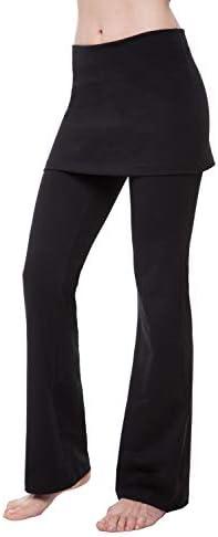 Skirt and leggins