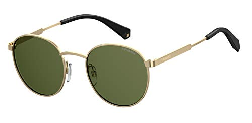 Polaroid PLD2053S-PEFUC Gafas, GOLDGREEN, 51/14/135 Unisex Adulto