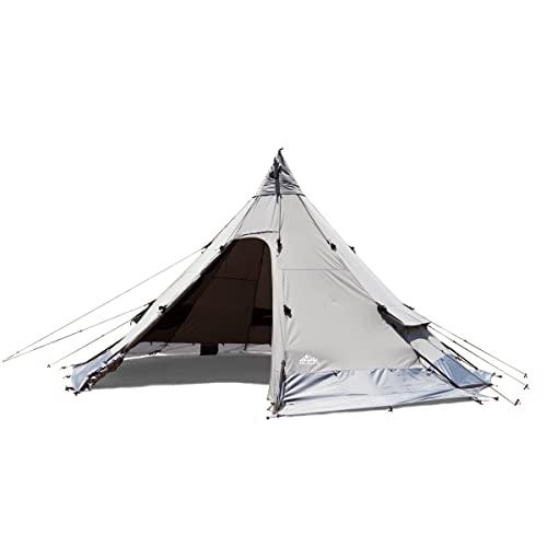【Mt.SUMI/マウントスミ】ストーブテント ノナ T/C TS2109N (101732) 8人用 テント ワンポールテント 薪ストーブ
