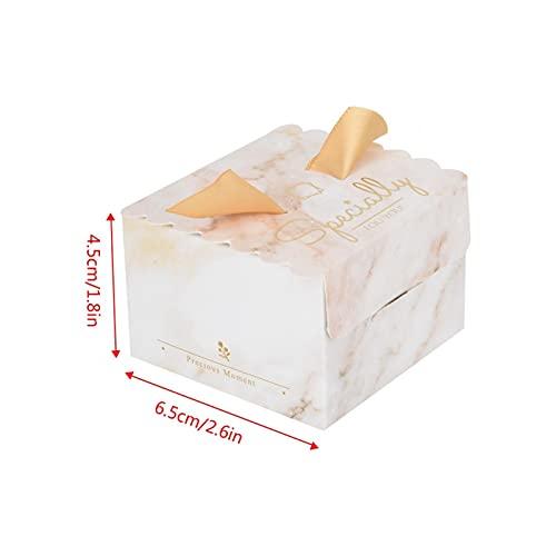 Bruiloft Snoep Papier Snoep Dozen Snoep Bruiloft Reizen Thema Party Bruids Douche Decoratie:(goud)