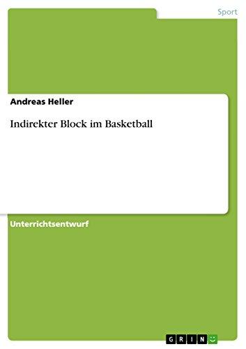 Indirekter Block im Basketball
