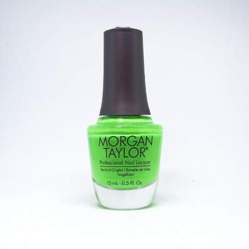 Morgan Taylor Limonade In The Shade, 15 ml