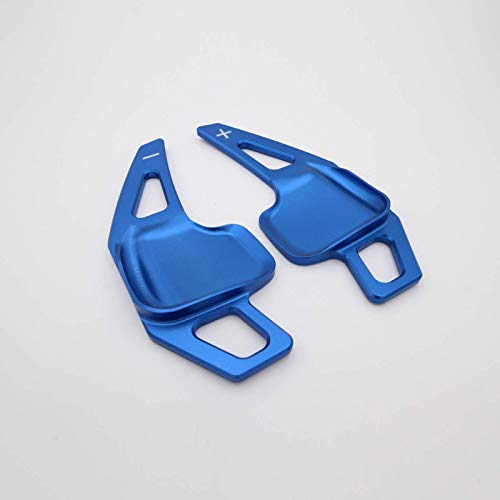 Aluminio Auto Car Steering Wheel Shift SHIFT SHOVE SHIFFER EXTENSIÓN, PARA BMW 3 4 5 6 Series F10 F30 I8