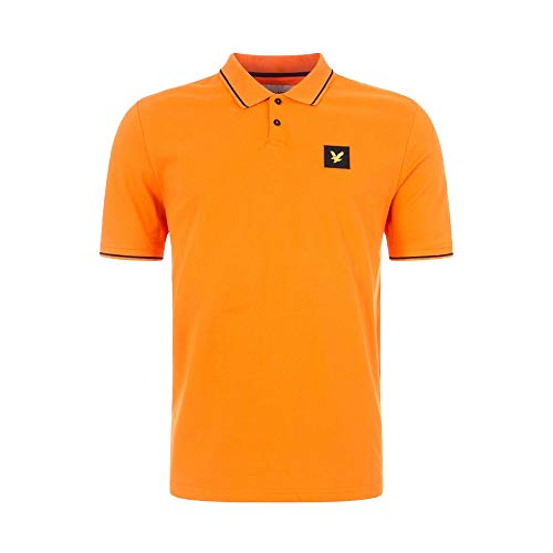 Photo of Lyle and Scott Casuals Tipped Polo Shirt – M