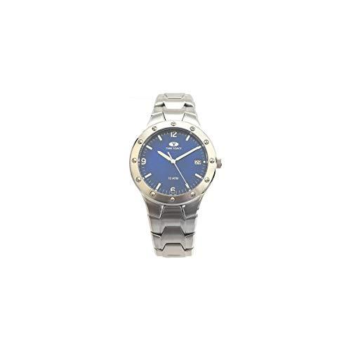Reloj TIME FORCE TF2264M-02M Azul Unisex