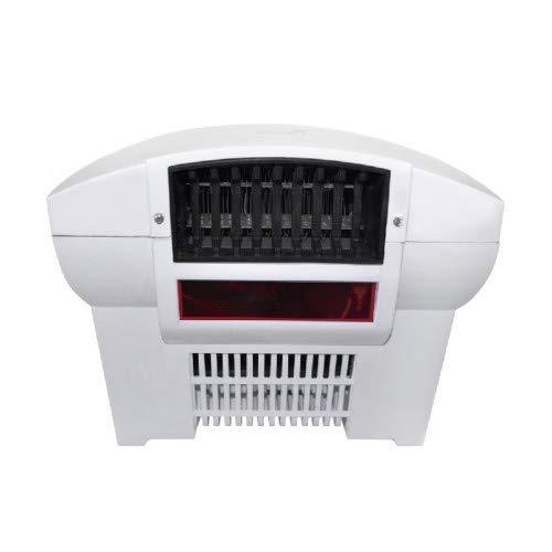 Secador de Mãos Automático Wj Branco com Sensor 127v