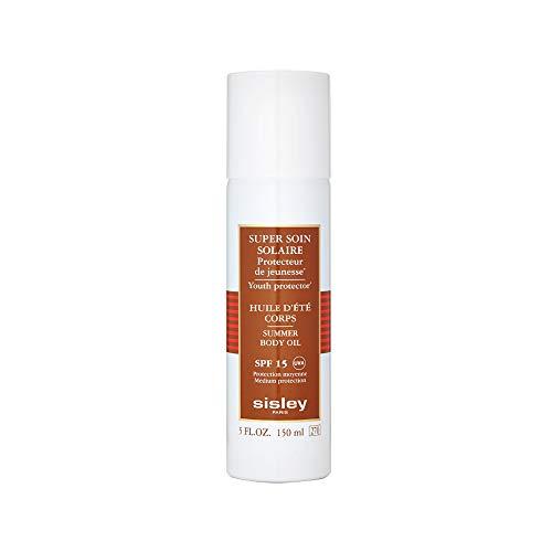 Protetor Solar Sisley Sun Body Oil SPF15 150ml