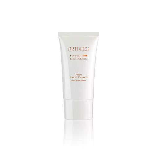 Artdeco Handpflege limited Edition Rich Head Cream Handcreme mit Sheabutter, 2er Pack (2 x 75 ml)