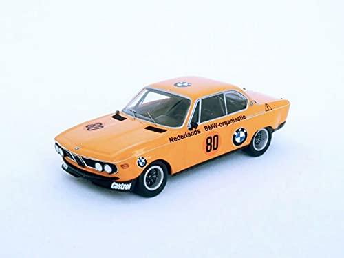 TROFEU TFRRNL05 COMPATIBLE BMW 2800 CS N.80 ZANDVOORT 1972 ROB SLOTEMAKER 1:43 DIE CAST