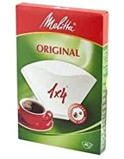 Melitta Original 1 x 4 Coffee Filters - 40 Filters
