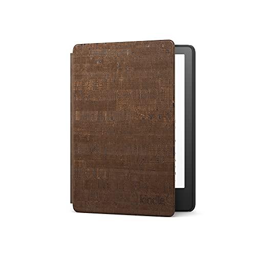 Capa de cortiça para Novo Kindle Paperwhite (11ª geração - 2021) - Cor Cortiça Escura