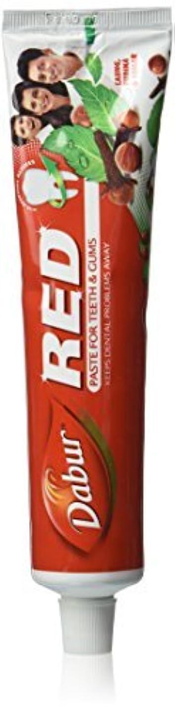 モンク並外れて先見の明Dabur Red Toothpaste 200G [並行輸入品]
