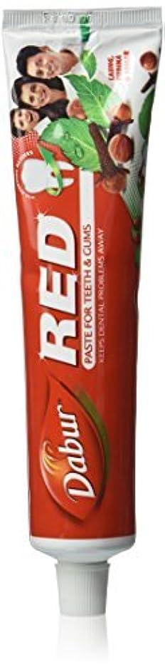 終わりタワー熟考するDabur Red Toothpaste 200G [並行輸入品]