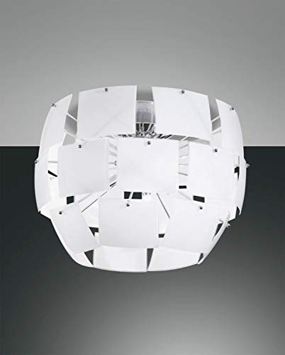 Fabas Luce 2981-65-102 Urania - Lámpara de techo, color blanco