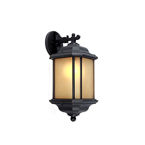 LRW Moderne eenvoudige vierkante buitenwandlamp waterdichte balkon lamp buitenverlichting tuin verlichting gang gang lamp lamp