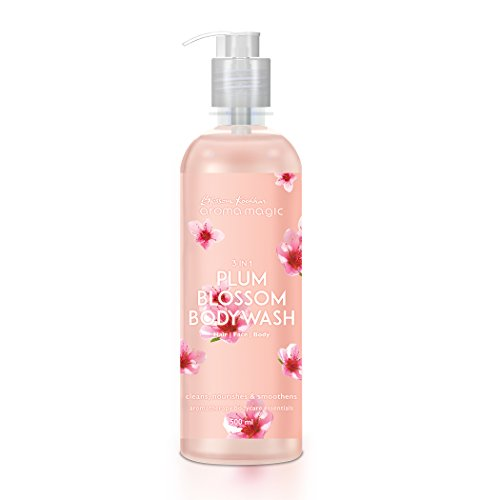 Aroma Magic 3 in 1 Plum Blossom Body Wash 500ml