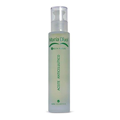 Aceite Anticelulítico Green Nature- María D'uol