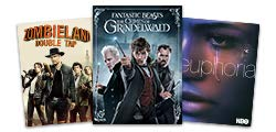 Up to 50% off Save up to 50% on movies and TV shows