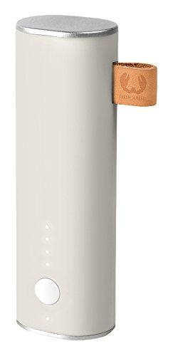 Fresh 'n Rebel 3.000 mAh - powerbank (incl. micro-USB-kabel en handleiding - met meervoudige beveiligingsfuncties - Ingang/Uitgang: 5 V/1,5 A) Wit