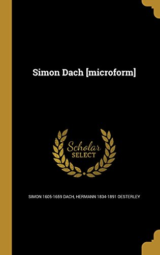 GER-SIMON DACH MICROFORM