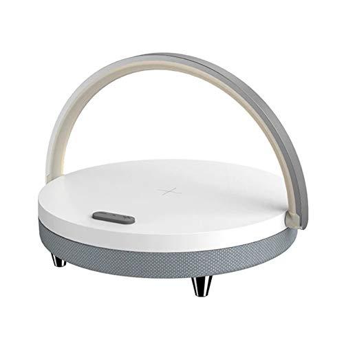 Altavoz Bluetooth Potente – Altavoz Bluetooth portátil – Altavoz portátil – Altavoz Impermeable – Inalámbrico – Altavoz Doble función: Cargador y Soporte