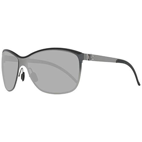 Mercedes-Benz Sonnenbrille M1047 Gafas de sol, Negro (Schwarz), 61.0 para Hombre