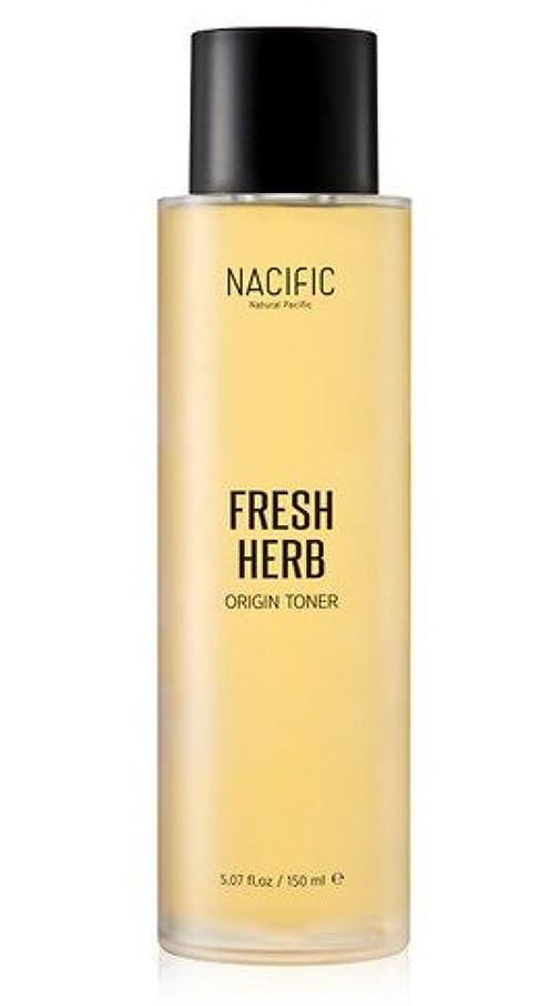 太鼓腹スピリチュアルサスペンション[NACIFIC] Fresh Herb Origin Toner 150ml/ナシフィック フレッシュ ハーブ オリジン トナー150ml [並行輸入品]