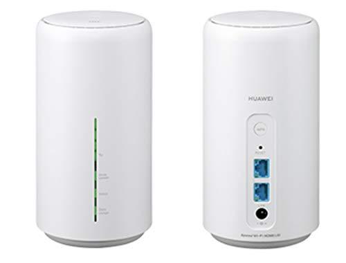 Au Speed Wi-Fi HOME L02 HWS33SWA ホワイト