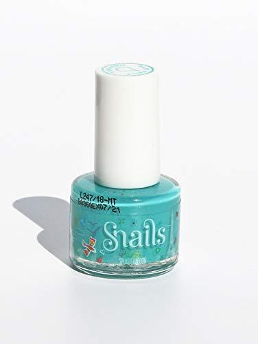 SNAILS - Mini Pinta uñas Splash Lagoon (turquesa) - S-SNW4075
