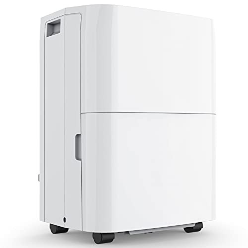 3000 Sq.ft Dehumidifier Energy Star, Auto-shut Off and...