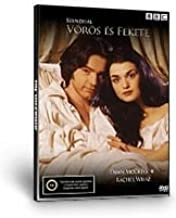 The Scarlet and the Black (REGION 2 DVD HUNGARIAN EDITION BBC WITH ORIGINAL ENGLISH AUDIO)