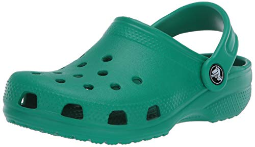 normal Croslite Crocs Classic Grass Vert Croslite largeur