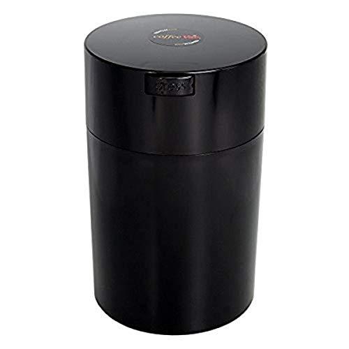 Tightvac Kaffe/Tee Vakuumverpackung, Stabile Licht- Und Luftdichte Verpackung Schwarz