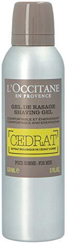 L'Occitane Cedrat Shaving Gel 5.10 Fl Oz