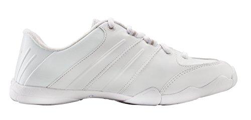 Nfinity Game Day Cheer Shoe (Pair), White, 14
