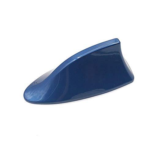 YYHHADM Antena de Aleta de tiburón para Coche, Techo aéreo de señal de Radio automática, para Fiat Freemont Doblo 695 FCC4 500e Viaggio Strada 500C
