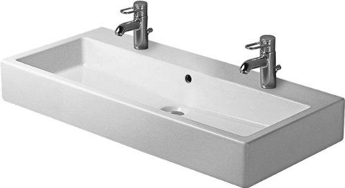 Duravit Vero - Waschbecken Vero 100 cm Arbeitsplatte Design Weiß